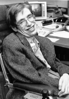 Image of Stephen Hawking